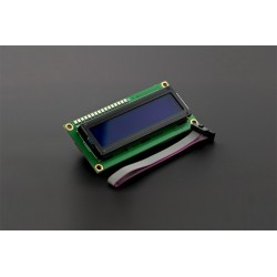 LCD 16x2 interface i2c