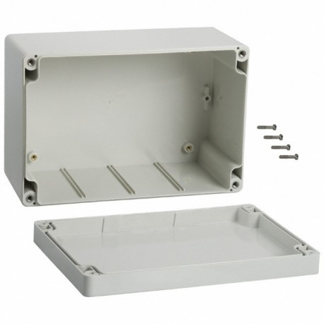 Boîtier Hammond Electronics 1554TGY