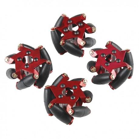 4 roues Mecanum
