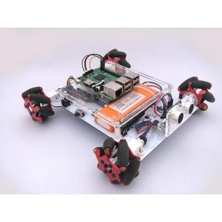T-Quad Raspberry Pi