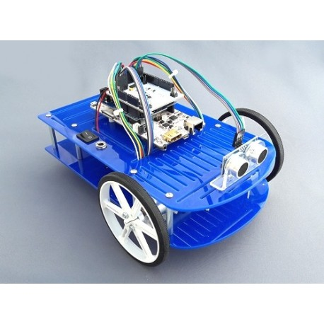 X-Bot pcDuino C / Python