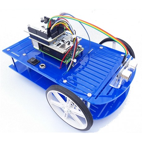 X-Bot Raspberry Python